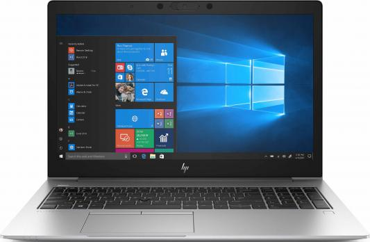 "Ноутбук HP EliteBook 850 G6 15.6"" 1920x1080 Intel Core i5-8265U 512 Gb 16Gb Wi-Fi Intel UHD Graphics 620 серебристый Windows 10 Professional 6XD70EA#ACB"