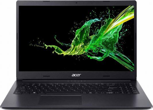 """Ноутбук Acer Aspire A315-42-R48X Athlon 300U/4Gb/500Gb/AMD Radeon Vega 3/15.6""""/HD (1366x768)/Linux/black/WiFi/BT/Cam acer aspire e5 772g i3 5005u 2 0ghz 4gb 500gb 17 3 dvdrw gf940m 2gb wifi bt w10 black nx mv9er 004"""