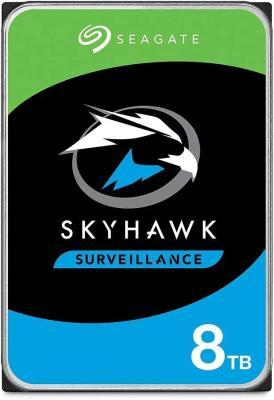"""цена на Жесткий диск Seagate Original SATA-III 8Tb ST8000VX004 Skyhawk (7200rpm) 256Mb 3.5"""""""