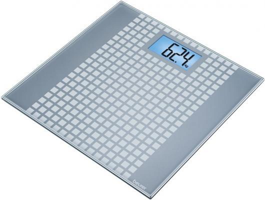 Картинка для Весы напольные Beurer GS206 серебристый
