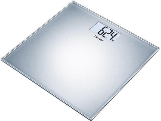 Картинка для Весы напольные Beurer GS202 серебристый