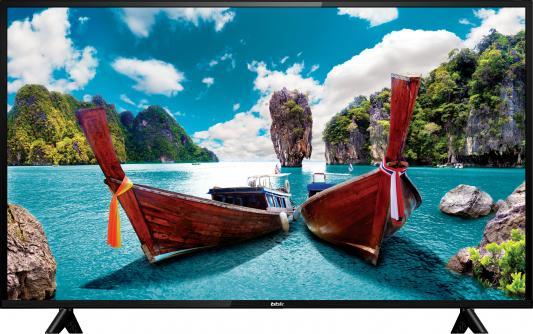 Фото - Телевизор LED BBK 40 40LEM-1058/FT2C черный/FULL HD/50Hz/DVB-T2/DVB-C/USB (RUS) телевизор led 22 bbk 22lem 1027 ft2c