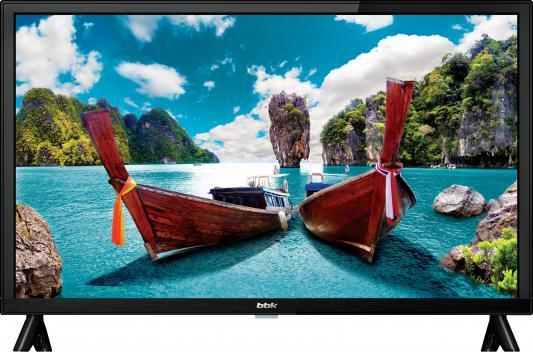 Телевизор BBK 24LEM-1058/T2C черный