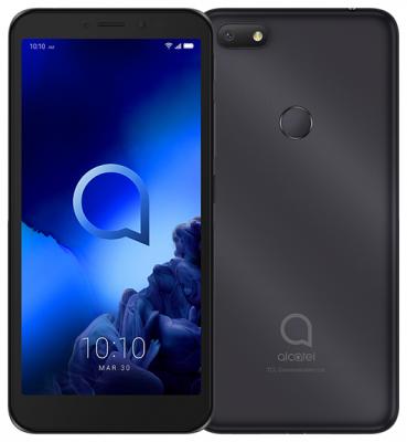 Смартфон Alcatel 1V 5001D 16 Гб черный (5001D-2AALRU1)