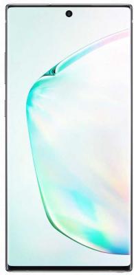 Смартфон Samsung Galaxy Note 10+ 256 Гб аура (SM-N975FZSDSER) фото