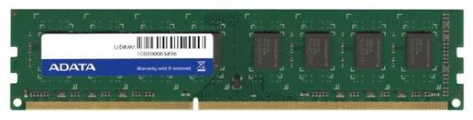 Память DDR3 4Gb (pc-12800) 1600MHz A-Data CL11 1.5V Bulk AD3U1600W4G11-B