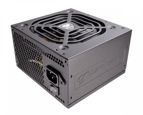 Cougar STE 400 Блок питания STE 400 (Разъем PCIe-2шт,ATX v2.31, 400W, Active PFC, 120mm Fan) [STE400] Retail цена и фото