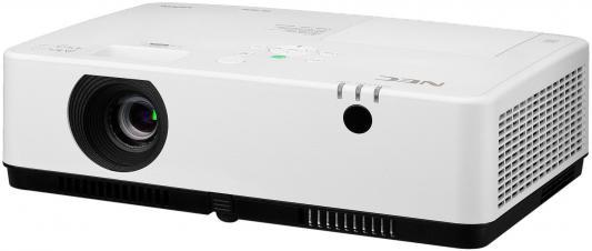 Фото - Проектор NEC NP-ME402XG 1024x768 4000 люмен 16000:1 белый (60004506) проектор acer x128hp 1024x768 4000 люмен 20000 1 черный mr jr811 00y
