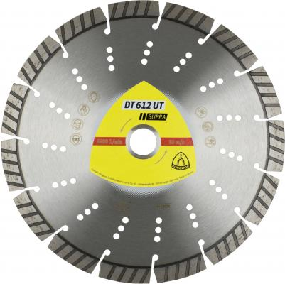 DT 612 UT алмаз.отрезн.круги DT/SUPRA/DT612UT/S/230X2,6X22,23/15ST/12