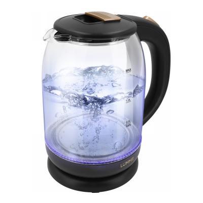 цена на LUMME LU-142 Чайник темное золото