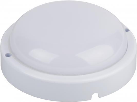 ЭРА Б0036413 SPB-2-08-R Светильник светодиодный ЖКХ IP65 8Вт 760лм 4000К 155x50 КРУГ shrink
