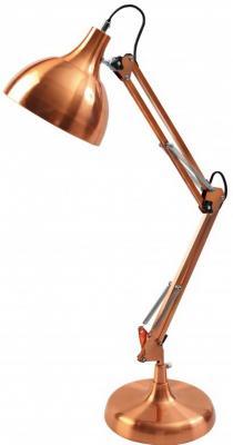 Camelion KD-330 C29 медь (Светильник настольный, 230V, 40W, E27)