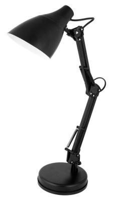 Camelion KD-331 C02 черный (Светильник настольный, 230V, 40W, E27)