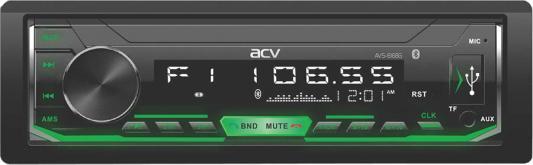 Фото - Автомагнитола ACV AVS-816BG 1DIN 4x50Вт аудио система acv avs 1718g 1din зелен usb sd fm 4 45