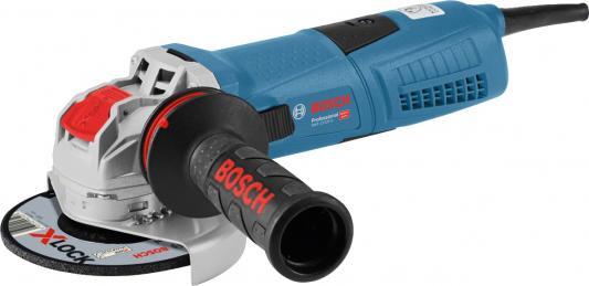 УШМ (болгарка) BOSCH GWX 13-125 S (06017B6002) X-lock ушм