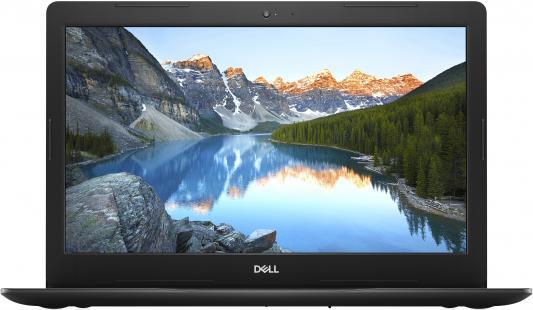 Ноутбук Dell Inspiron 3595 A6 9225/4Gb/500Gb/AMD Radeon R4/15.6/HD (1366x768)/Linux/black/WiFi/BT/Cam