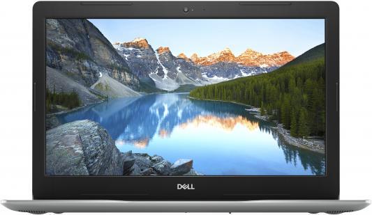 Ноутбук Dell Inspiron 3595 A6 9225/4Gb/500Gb/AMD Radeon R4/15.6/HD (1366x768)/Linux/silver/WiFi/BT/Cam