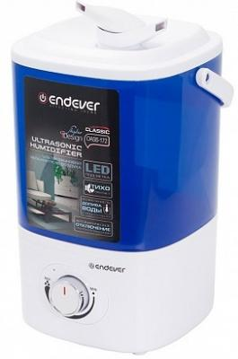 172-Oasis Ультразвуковой увлажнитель воздуха Endever Мощность 20 Вт, производительность- 280 мл/час цена и фото