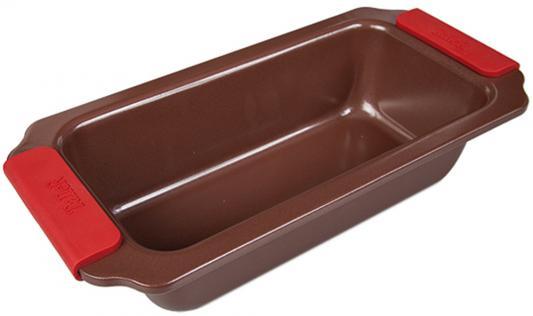 66301-TR Форма для выпечки TalleR,прямоугольная 28*14*6,5.Из углеродистой стали с антипригарным покр