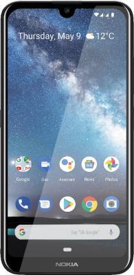 Смартфон NOKIA 3.2 16 Гб серебристый (TA-1156)