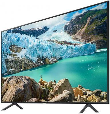 Телевизор Samsung UE43RU7100UXRU черный
