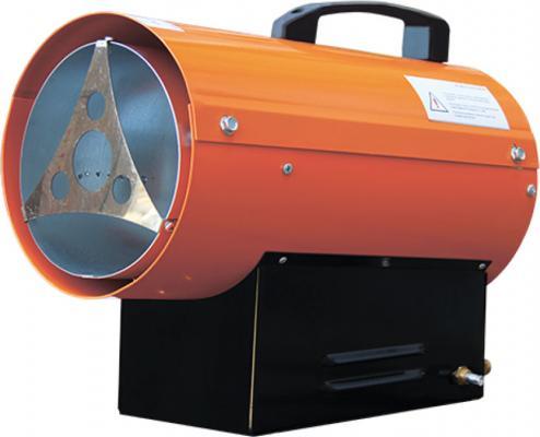 Тепловая пушка газовая NEOCLIMA IPG-10 10000 Вт пьезорозжиг ручка для переноски оранжевый чёрный цена и фото