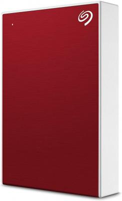 Внешний жесткий диск 4TB SEAGATE Backup Plus Portable USB3.0 RED STHP4000403