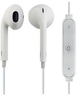 Perfeo наушники внутриканальные с микрофоном беспроводные LIGHT белые PF_A4309 стоимость