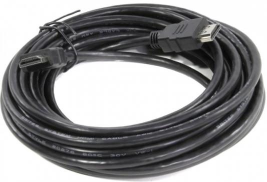 Фото - Кабель HDMI 7м 5bites APC-005-070 круглый черный кабель hdmi 25м 5bites apc 014 250 круглый черный