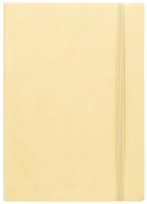 Ежедневник Spectrum датиров, 2020, на резинке, ф. А5, кожзам, лин, ляссе, 336с, бежевый