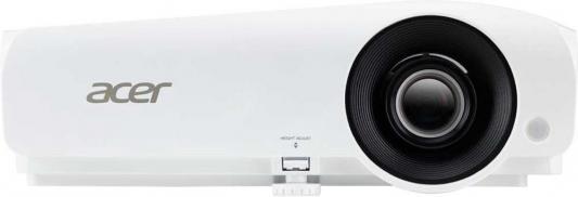 Фото - Проектор Acer X1125i 800x600 3600 люмен 20000:1 белый (MR.JRA11.001) проектор acer pd1520i 1920х1080 2000 люмен 1000000 1 белый mr jr411 001