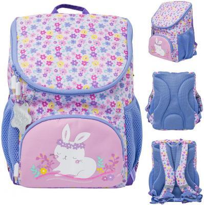 Рюкзак детский LITTLE TRAVELLERS LITTLE RUBY, разм.31x24x16/29х20х12 см, анатом. спинка, д/девочек цена в Москве и Питере