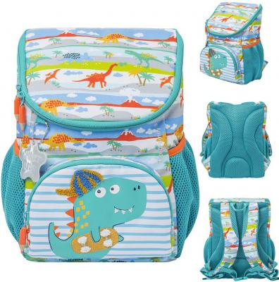 Рюкзак детский LITTLE TRAVELLERS REX BUDDY, разм.31x24x16/29х20х12 см, анатом.спинка д/мальчиков цена в Москве и Питере