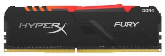 Оперативная память 8Gb (1x8Gb) PC4-19200 2400MHz DDR4 DIMM CL15 Kingston HX424C15FB3A/8 цена