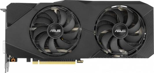 Видеокарта ASUS nVidia GeForce RTX 2060 SUPER Dual EVO Advanced Edition PCI-E 8192Mb GDDR6 256 Bit Retail (DUAL-RTX2060S-A8G-EVO