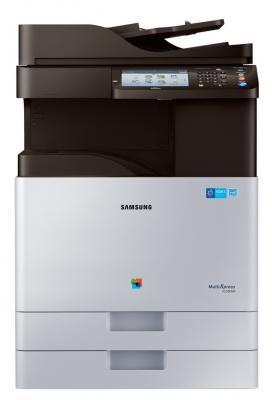 Фото - Samsung MultiXpress SL-X3280NR Color Laser Multifunction Printer lexmark multifunction mono laser mb2338adw