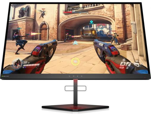 "Монитор 25"" HP OMEN X 25f черный TN 1920x1080 400 cd/m^2 1 ms HDMI DisplayPort Аудио USB 4NK94AA"
