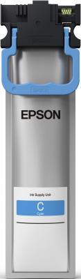 Картридж Epson C13T945240 для Epson WorkForce Pro WF-C5290DW WorkForce Pro WF-C5790DWF 5000стр Голубой
