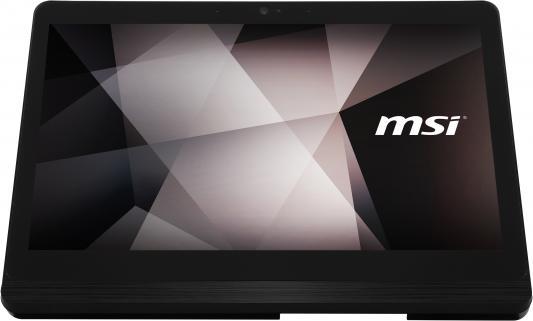 Моноблок 15.6 MSI 9S6-A62511-010 1366 x 768 Multi Touch Intel Pentium-N5000 4Gb 500 Gb Intel UHD Graphics 605 DOS черный 9S6-A62511-010 (9S6-A62511-010) монитор 27 msi optix mpg27c 9s6 3fa41t 001