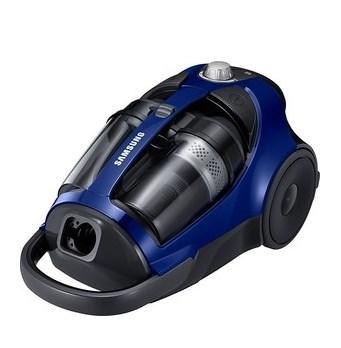 Пылесос Samsung/ Пылесос с контейнером, 2200 /430 Вт, синий, 2 л, 80 дБ, 7 м цена и фото