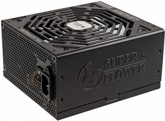 Super Flower Power Supply Leadex Platinum, 650W, ATX, 135mm, 8xSATA, 4xPCI-E(6+2), APFC, 80+ Full Modular