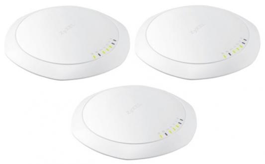 ZYXEL 1123-AC Pro (3 pcs pack) 802.11ac Dual-Radio Dual Mount PoE Access Point