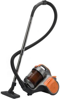 Пылесос Polaris PVC 1817 1800Вт оранжевый/серый
