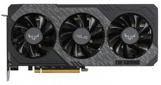 Видеокарта Asus PCI-E 4.0 TUF 3-RX5700XT-O8G-GAMING AMD Radeon RX 5700XT 8192Mb 256bit GDDR6 1650/14000/HDMIx1/DPx3/HDCP Ret видеокарта powercolor pci e axrx 470 4gbd5 3dhd oc amd radeon rx 470 4096mb 256bit gddr5 1210 6600 dvix1 hdmix1 dpx3 hdcp ret