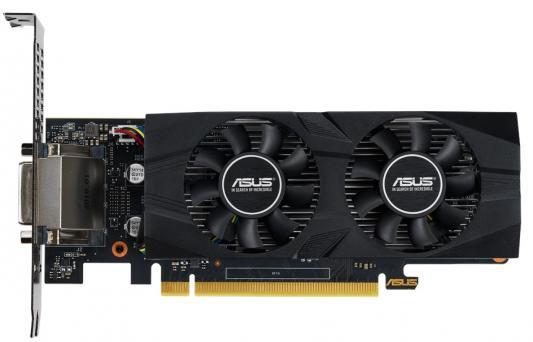 Видеокарта ASUS GeForce GTX 1650 OC edition PCI-E 4096Mb GDDR5 128 Bit Retail (GTX1650-O4G-LP-BRK) цена и фото