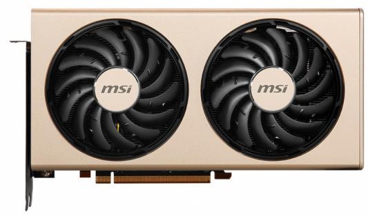 Видеокарта MSI PCI-E 4.0 RX 5700 EVOKE OC AMD Radeon RX 5700 8192Mb 256bit GDDR6 1540/14000/HDMIx1/DPx3/HDCP Ret видеокарта msi radeon rx 5700xt evoke oc pci e 8192mb gddr6 256 bit retail rx 5700 xt evoke oc