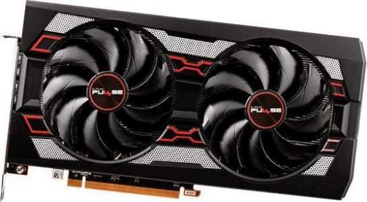 Видеокарта Sapphire PCI-E 4.0 11294-01-20G PULSE RADEON RX 5700 8G AMD Radeon RX 5700 8192Mb 256bit GDDR6 1540/14000/HDMIx1/DPx3/HDCP Ret видеокарта powercolor pci e ax5450 2gbk3 shv7e amd radeon hd 5450 2048mb 64bit ddr3 650 800 dvix1 hdmix1 crtx1 hdcp ret