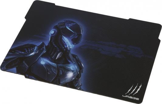 Коврик для мыши Hama Urage Cyberpad черный/синий
