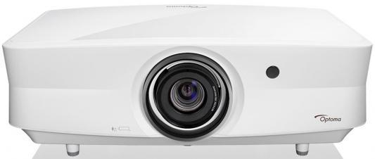 Лазерный проектор Optoma ZK507-W DLP, 4K UHD (3840x2160);5000 lm;300000:1;TR 1.39:1-2.22:1;HDMIx2;VGA x1; AudioINx1;S/PDIFх1; AudioOutx1; RS232; RJ45;USB A(1,5A);12V Trigger;5Wх2;30dB;9,8кг;белый