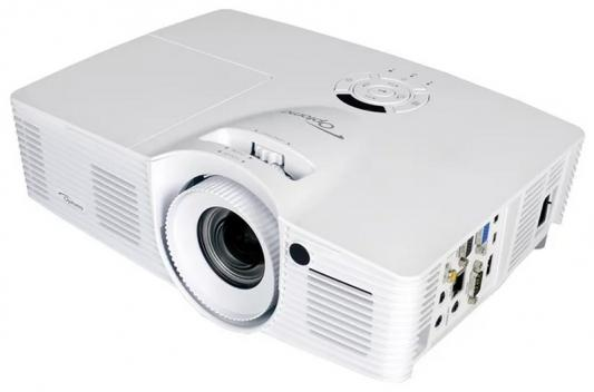 Фото - Проектор Optoma EH416 1920х1080 4200 люмен 2000:1 белый проектор acer pd1520i 1920х1080 2000 люмен 1000000 1 белый mr jr411 001